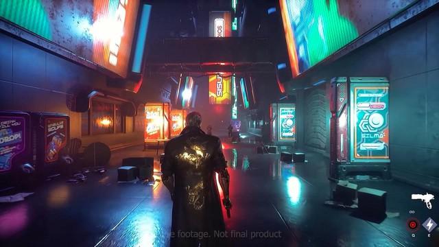 Xuất hiện game Vigilance 2099 có bối cảnh tương lai, đỉnh hơn cả bom xịt Cyberpunk 2077 - Ảnh 1.
