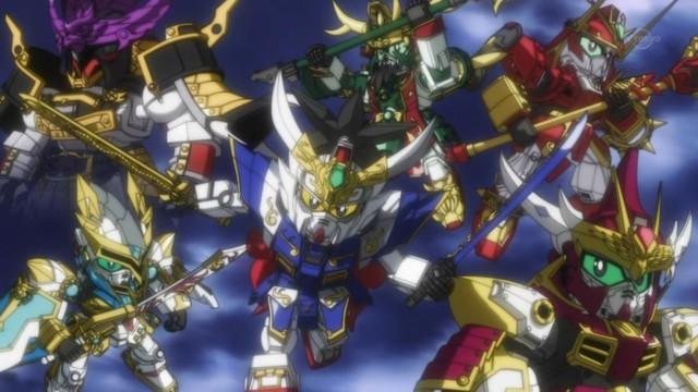 Top 5 anime/manga hô biến nhân vật Tam Quốc thành phiên bản kỳ lạ, từ mỹ nhân ngực bự tới loli đáng yêu - Ảnh 5.