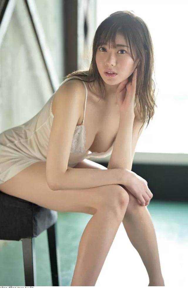 Xinh quá mức, hot girl tân binh phim 18  chưa debut đã được kỳ vọng sẽ chấm dứt kỷ nguyên của Yua Mikami - Ảnh 1.