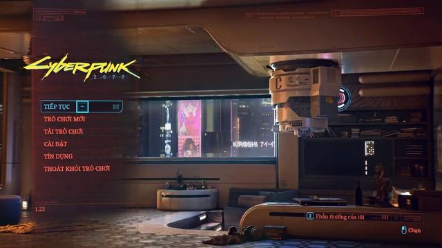 Xuất hiện bản Việt ngữ đầu tiên của Cyberpunk 2077, game thủ có thể tải ngay bây giờ - Ảnh 1.