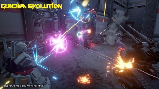 Xuất hiện game bắn súng online về Gundam do Bandai Namco phát hành miễn phí, nặng sơ sơ có… 100GB - Ảnh 4.