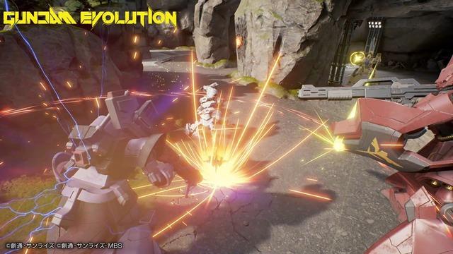 Xuất hiện game bắn súng online về Gundam do Bandai Namco phát hành miễn phí, nặng sơ sơ có… 100GB - Ảnh 5.