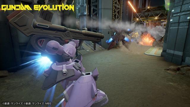 Xuất hiện game bắn súng online về Gundam do Bandai Namco phát hành miễn phí, nặng sơ sơ có… 100GB - Ảnh 6.