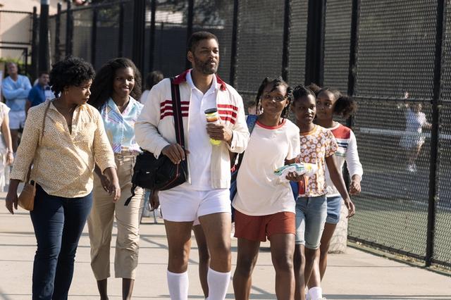 Will Smith vào vai cha của hai huyền thoại quần vợt thế giới trong bộ phim truyền cảm hứng nhất năm - Ảnh 6.