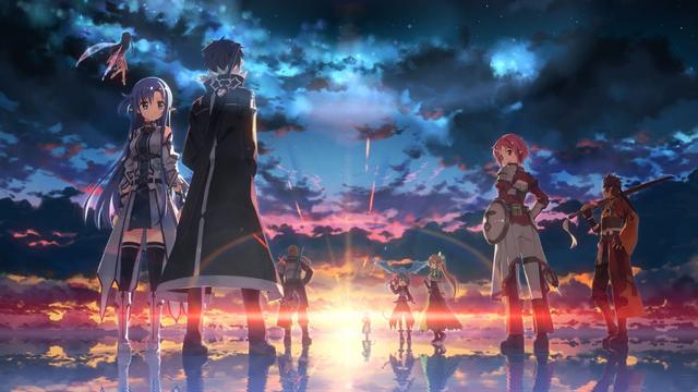 Loạt anime lấy đề tài trò chơi đáng xem nhất dành cho các game thủ - Ảnh 1.