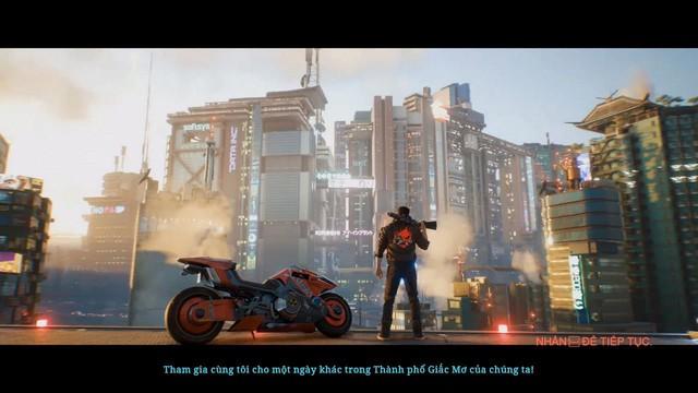 Xuất hiện bản Việt ngữ đầu tiên của Cyberpunk 2077, game thủ có thể tải ngay bây giờ - Ảnh 3.