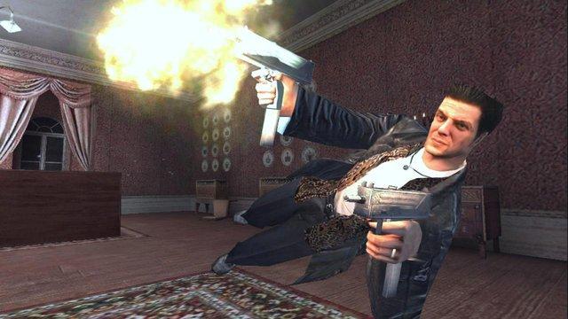 Gặp gỡ nam diễn viên và là cha đẻ của dòng game Max Payne sau hơn 20 năm - Ảnh 4.