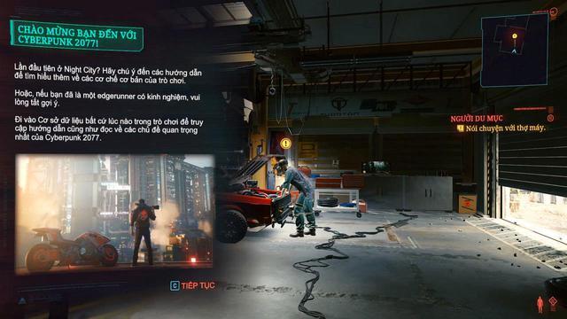 Xuất hiện bản Việt ngữ đầu tiên của Cyberpunk 2077, game thủ có thể tải ngay bây giờ - Ảnh 4.