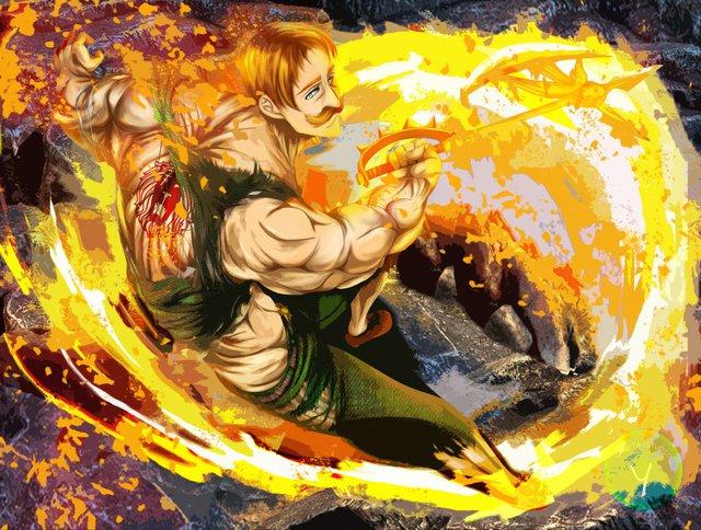 Top 4 nhân vật sử dụng lửa siêu mạnh trong anime, nhưng có một đặc điểm chung khiến nhiều người tiếc nuối - Ảnh 4.