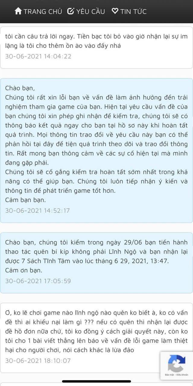 Thực hư NPH số 1 Việt Nam và tựa game Võ Lâm hot nhất hiện tại bị tố lừa đảo khách hàng, block game thủ? - Ảnh 8.
