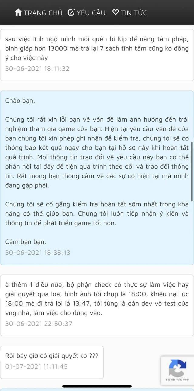 Thực hư NPH số 1 Việt Nam và tựa game Võ Lâm hot nhất hiện tại bị tố lừa đảo khách hàng, block game thủ? - Ảnh 9.
