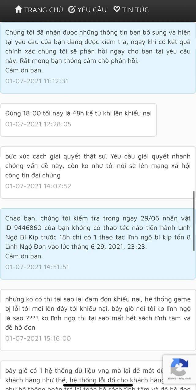 Thực hư NPH số 1 Việt Nam và tựa game Võ Lâm hot nhất hiện tại bị tố lừa đảo khách hàng, block game thủ? - Ảnh 10.