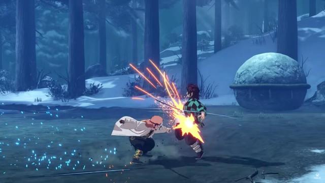 Game Demon Slayer - Thanh Gươm Diệt Quỷ chuẩn bị ra mắt trên PC khiến fan nức lòng - Ảnh 6.