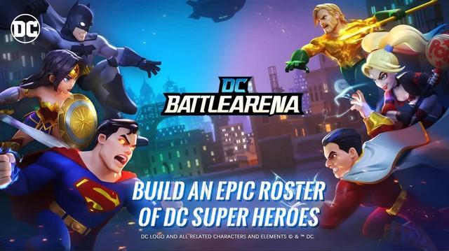Thử sức chiến đấu với các siêu anh hùng DC trên tựa game dành riêng cho người chơi hệ Android - Ảnh 1.