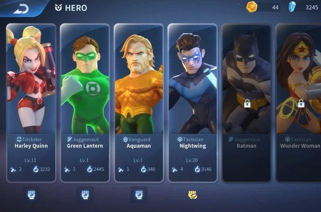 Thử sức chiến đấu với các siêu anh hùng DC trên tựa game dành riêng cho người chơi hệ Android - Ảnh 6.