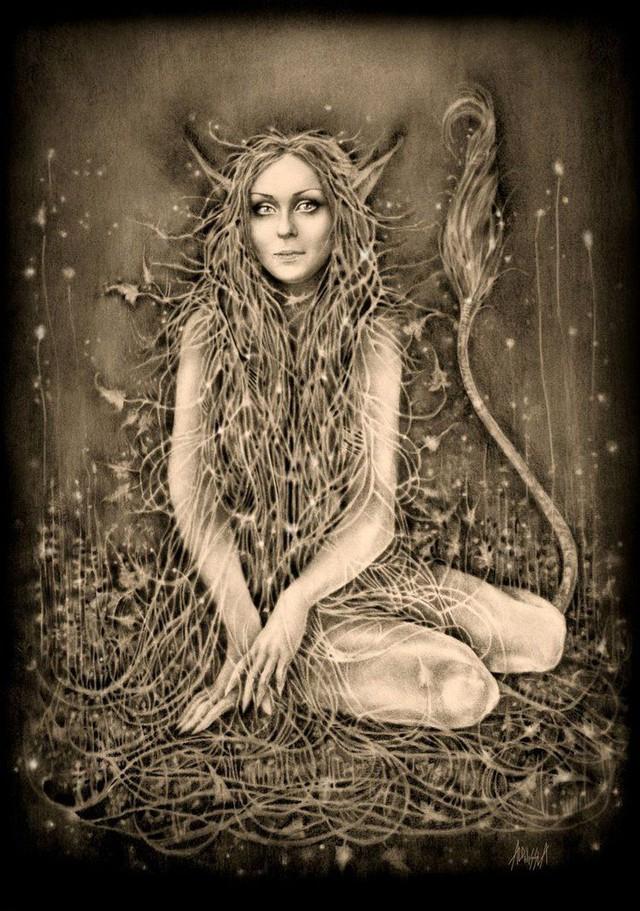Những sinh vật kỳ bí, quỷ quyết và đầy mê hoặc trong thần thoại Bắc Âu - Ảnh 6.