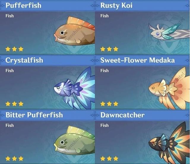 Genshin Impact sẽ thêm vào tính năng câu cá và quần đảo mới trong phiên bản 2.1 - Ảnh 3.
