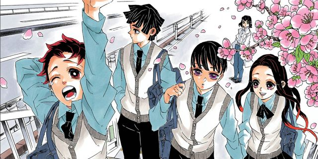 5 anime có cái kết đẹp nhất do cư dân mạng Nhật Bản bình chọn: Kimetsu no Yaiba cũng có chân - Ảnh 9.