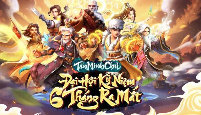 Gamer Tân Minh Chủ tiếp tục được ngồi mát ăn bát vàng: Ký danh 7 ngày nhận ngay quà HOT, KNB vào túi ầm ầm - Ảnh 2.