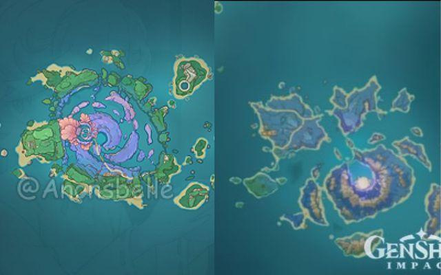 Genshin Impact sẽ thêm vào tính năng câu cá và quần đảo mới trong phiên bản 2.1 - Ảnh 4.