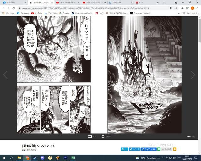 """Một chap của One Punch Man bị thu hồi vì """"có sạn"""", fan bức xúc cho rằng tác giả Murata thiếu tôn trọng độc giả - Ảnh 2."""