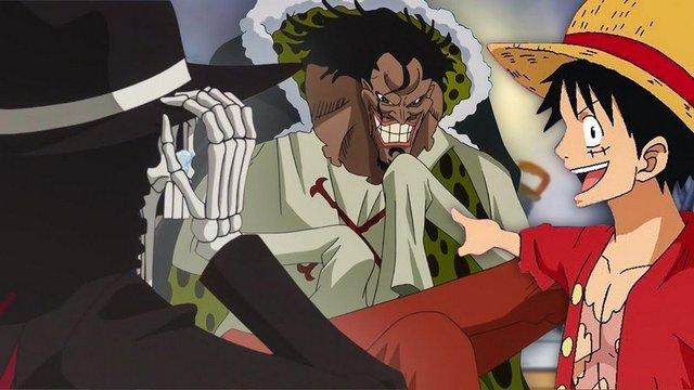 """Xuất hiện trong One Piece chap 1020, nhiều độc giả cho rằng Caribou chính là """"kẻ theo chân vĩ đại, chúa tể ăn hôi"""" - Ảnh 2."""