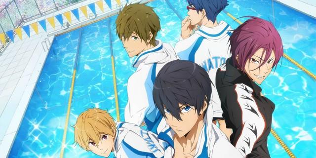 Hòa mình cùng Thế vận hội 2020 với những bộ anime thể thao nổi tiếng - Ảnh 3.