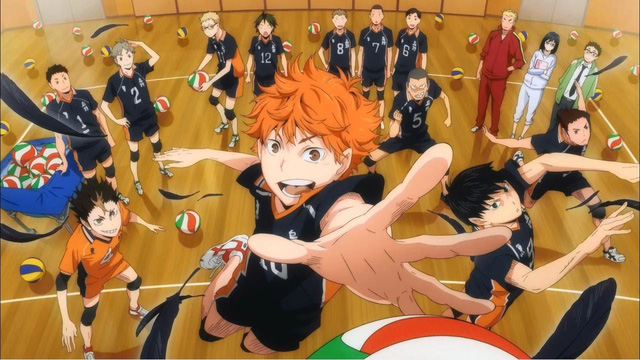 Hòa mình cùng Thế vận hội 2020 với những bộ anime thể thao nổi tiếng - Ảnh 1.