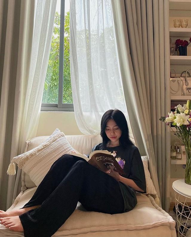 Người yêu cũ rộ tin có tình mới là hot girl, Linh Ngọc Đàm cập nhật cuộc sống bình yên nhưng vẫn không quên làm điều này - Ảnh 6.