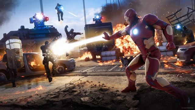 Tải miễn phí bom tấn siêu anh hùng Marvels Avengers trên Steam - Ảnh 2.