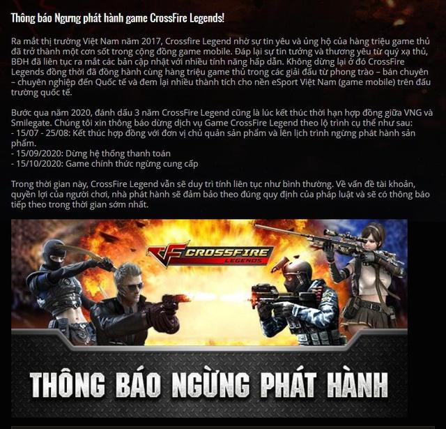 Nghi án năm xưa: Deadgame của VNG đột ngột đóng cửa, kỳ lạ là vẫn kịp hút máu khiến game thủ khóc hận - Ảnh 2.