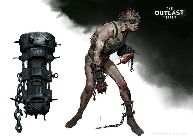 Lộ diện trùm cuối trong game kinh dị The Outlast Trials - Ảnh 5.