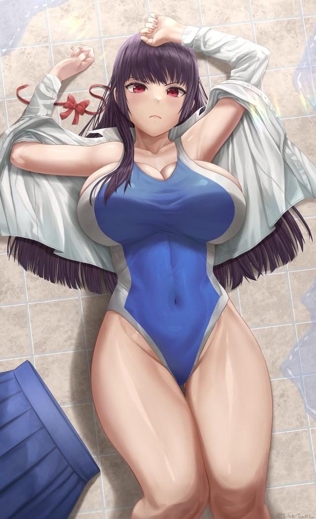 Giật mình khi thấy các mỹ nhân anime bất ngờ đi độ ngực, ai cũng có tâm hồn ngồn ngộn nhức mắt - Ảnh 15.