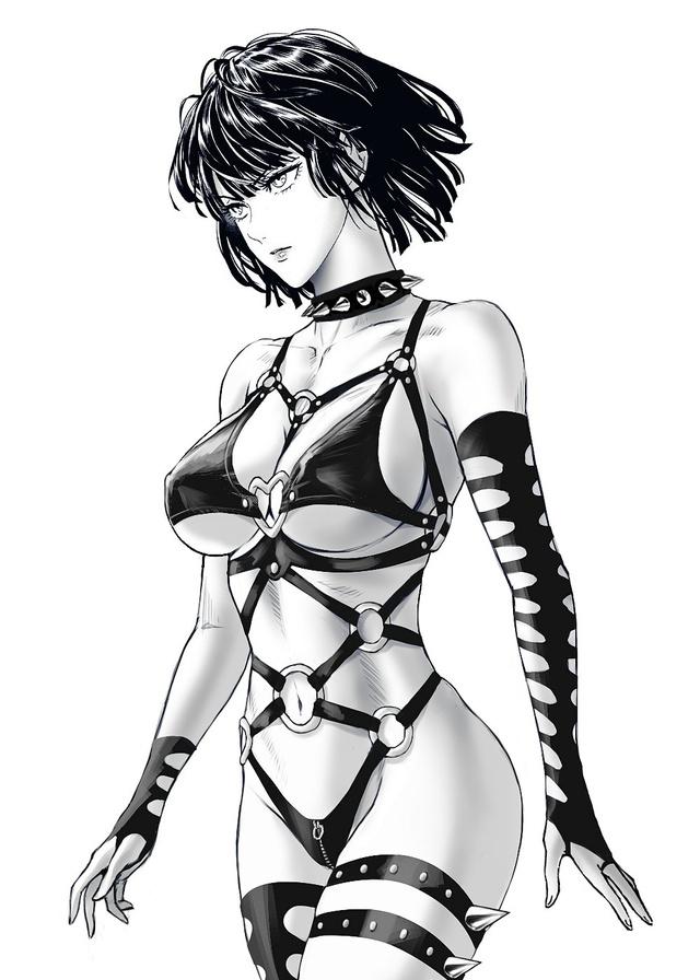 Giật mình khi thấy các mỹ nhân anime bất ngờ đi độ ngực, ai cũng có tâm hồn ngồn ngộn nhức mắt - Ảnh 19.