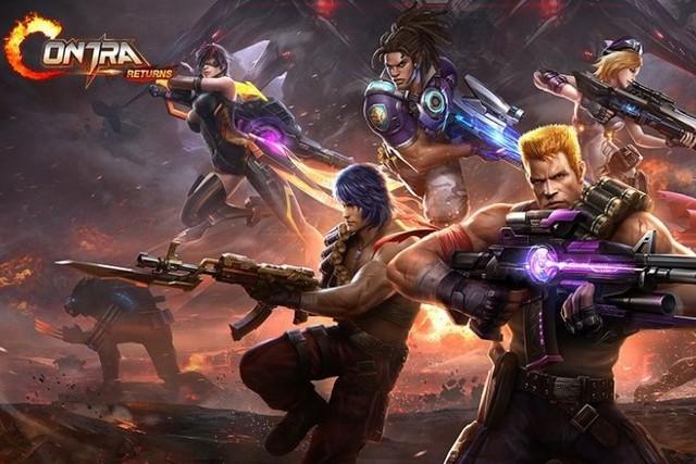 Top game mobile hay nhất vừa mới ra mắt, có tới hai huyền thoại gắn liền với tuổi thơ game thủ Việt - Ảnh 4.