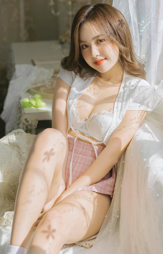 Hot girl Lê Phương Anh đang nổi đình nổi đám trên mạng là ai? - Ảnh 3.