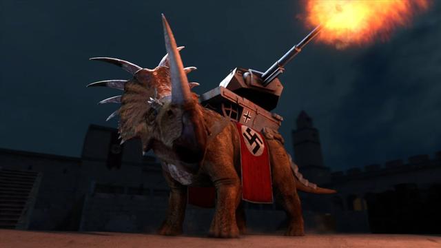 Top 10 tựa game hay nhất cho bạn quyết chiến với khủng long khổng lồ (P.2) - Ảnh 4.