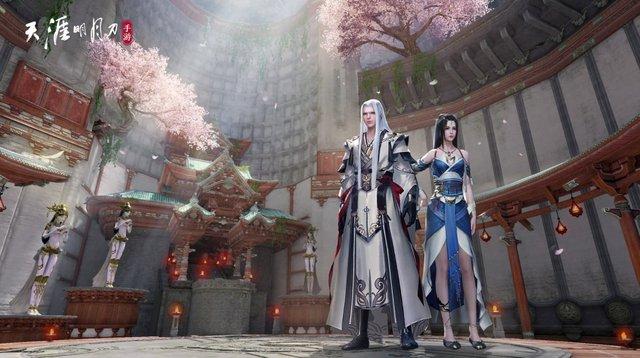 Cận cảnh bom tấn MMORPG chuẩn IP cực nổi tiếng do Garena phát hành có cả chế độ sinh tồn kiếm hiệp - Ảnh 1.
