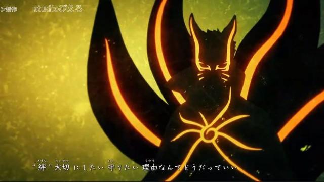 Hình dạng thật của Isshiki Otsutsuki và Baryon Mode của Naruto xuất hiện trong Boruto Opening 9 khiến các fan phấn khích tột độ - Ảnh 4.