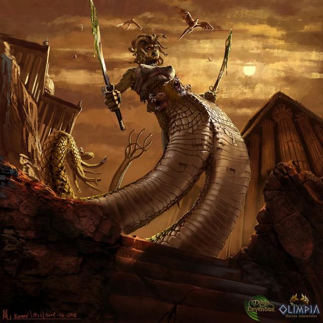 8 sinh vật siêu dị bị lãng quên trong thần thoại Hy Lạp mà không phải ai cũng biết (P.1) - Ảnh 1.