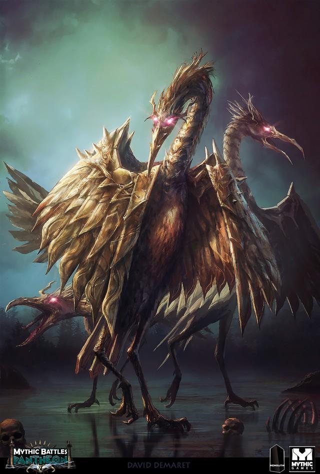 8 sinh vật siêu dị bị lãng quên trong thần thoại Hy Lạp mà không phải ai cũng biết (P.1) - Ảnh 2.
