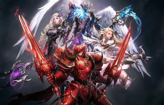 Blood, Devil và những hoạt động mà chắc chắn các game thủ đã từng chơi MU Online sẽ phải thổn thức khi nhớ về - Ảnh 1.