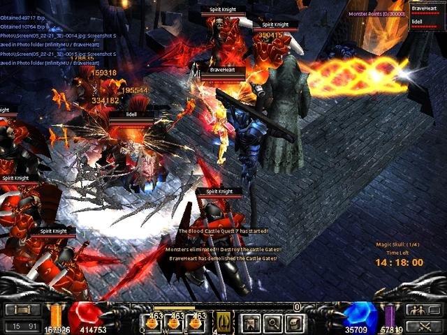 Blood, Devil và những hoạt động mà chắc chắn các game thủ đã từng chơi MU Online sẽ phải thổn thức khi nhớ về - Ảnh 3.