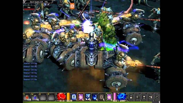 Blood, Devil và những hoạt động mà chắc chắn các game thủ đã từng chơi MU Online sẽ phải thổn thức khi nhớ về - Ảnh 5.