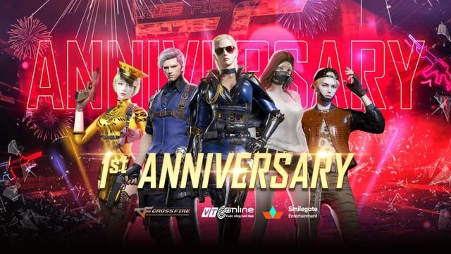 Kỷ niệm 1 năm về nhà mới, Đột Kích giảm giá khủng kho hàng VIP - Ảnh 6.