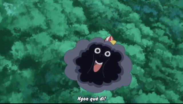 """One Piece: """"Ba chìm bảy nổi"""" như Zeus, ở với Big Mom thì như đồ bỏ, vừa chuyển team sang Nami đã được fan so sánh với thần sấm sét - Ảnh 1."""