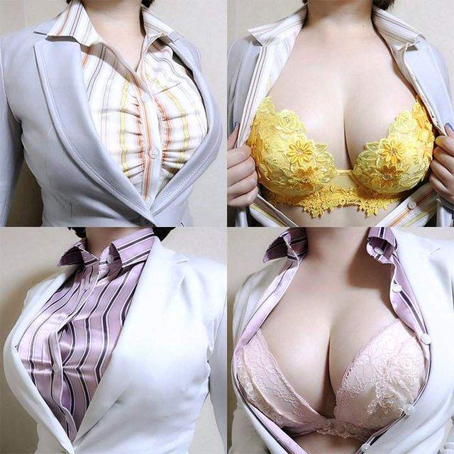 Phát động trào lưu Nhìn ngực 10 phút mỗi ngày nâng cao sức khỏe, hot girl gợi cảm tình nguyện cởi, làm gương cho CĐM - Ảnh 9.