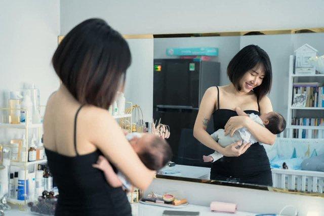 """Lần đầu tiên """"khoe mẹ chồng trên Facebook, Uyên Pu nói một câu khiến fan đủ hiểu cuộc sống viên mãn cỡ nào - Ảnh 1."""