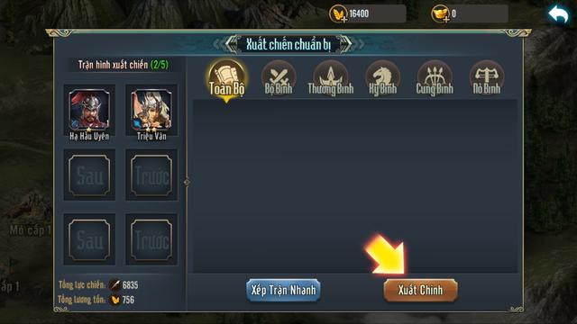 """Trải nghiệm Chiến Tướng Tam Quốc – Chất SLG """"hardcore"""" hiếm có khó tìm của làng game Việt - Ảnh 11."""