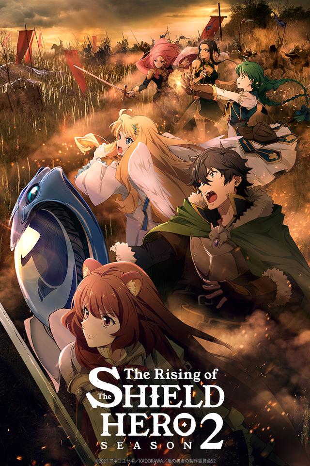 Các fan khóc thét khi siêu phẩm anime The Rising Of The Shield Hero season 2 dời lịch phát hành vì dịch bệnh - Ảnh 1.